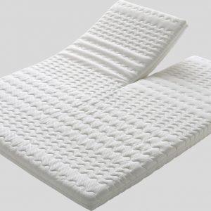 Splittopper matras koudschuim 160x220 10 cm