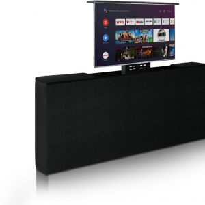 TV Lift - Bruin - 200 x 83 cm - Tot Maximaal 42 Inch