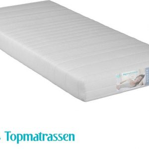 Topmatrassen - Polyether matras - 140x220 - 14 cm dik - Elke maat beschikbaar - Fabrieksprijs