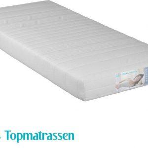 Topmatrassen - Polyether matras - 90x200 - 14 cm dik - Elke maat beschikbaar - Fabrieksprijs