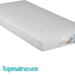 Topmatrassen - Polyether matras - 90x220 - 14 cm dik - Elke maat beschikbaar - Fabrieksprijs