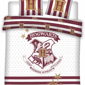 Warner Bros. dekbedovertrek Hogwarts 240 x 220 cm